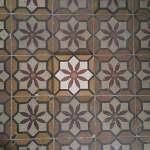 historic tile reproduction - 1090 Vienna