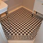 historic tile reproduction for private Bathroom - 1050 Vienna